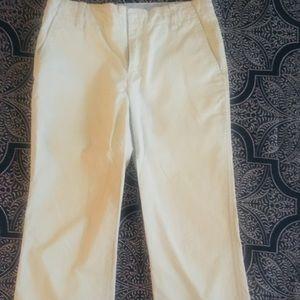 Tommy Hilfiger Women's Khaki pants